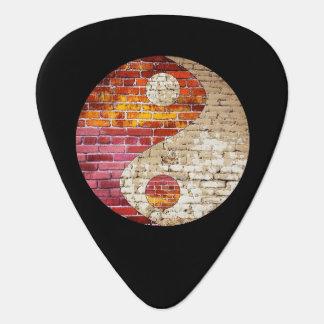 Brick Yin Yang Guitar Picks