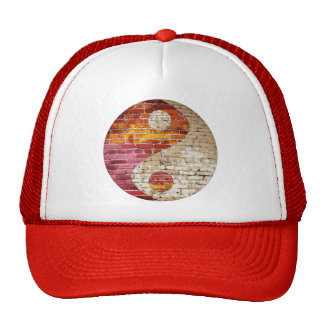 Brick Yin Yang Hat