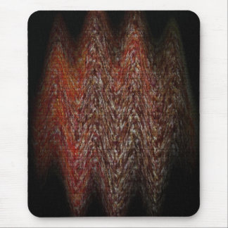 bricked abstract mouse pad