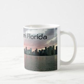 Brickell Miami Coffee Mug
