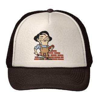Bricklayer Cap