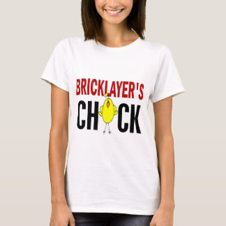 BRICKLAYER'S CHICK T-Shirt
