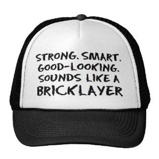 Bricklayer sound cap