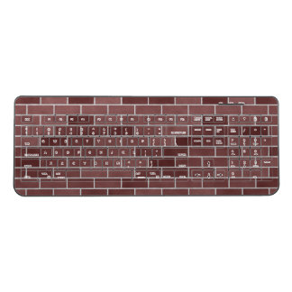 Bricks Custom Wireless Keyboard
