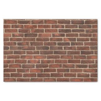 Bricks Pattern Tissue Paper