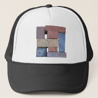 Bricks Trucker Hat