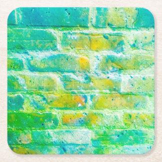 Brickwork coasters
