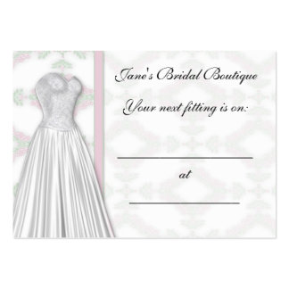 Bridal Appointment Card Business Cards