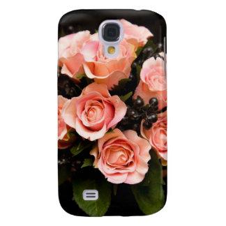 Bridal Bouquet Samsung Galaxy S4 Cases