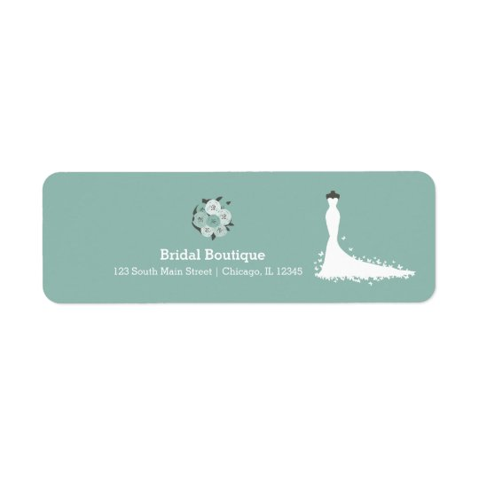 Bridal Boutique - Choose your background colour