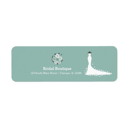 Bridal Boutique - Choose your background colour Return