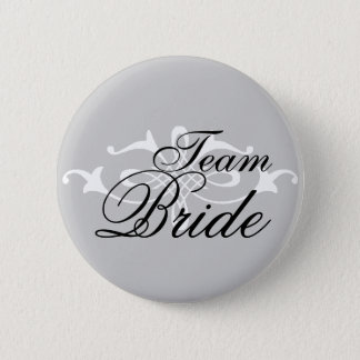 Bridal Button 1 Team Bride