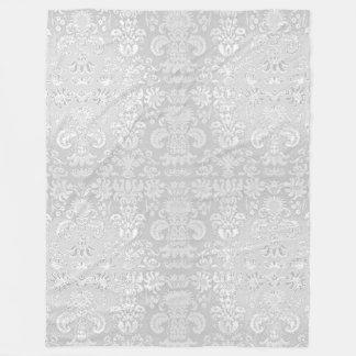 Bridal-Day-Damask-_S-M-L Fleece Blanket