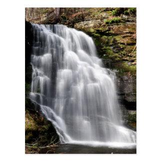 Bridal Falls Postcard
