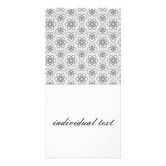 bridal lace 2 (I) Custom Photo Card