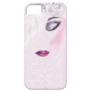 bridal lady iPhone 5 cases
