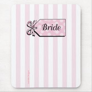 Bridal Mouse Pad