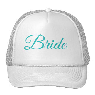 Bridal Party - Bride Cap