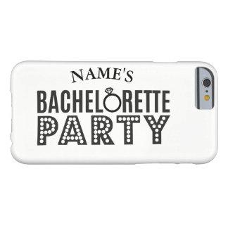 Bridal Party Custom Team Bachelorette Party Case