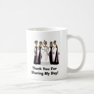 Bridal Party Thank You Mug