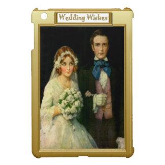 Bridal portrait case for the iPad mini