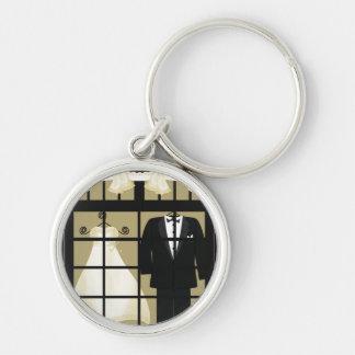 Bridal Shop Keychain