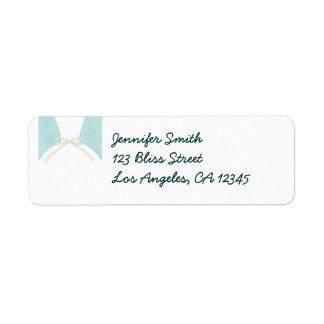 Bridal Shower Address Labels