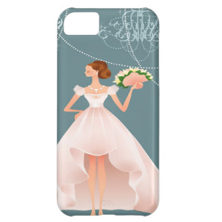 Bridal Shower Case For iPhone 5C