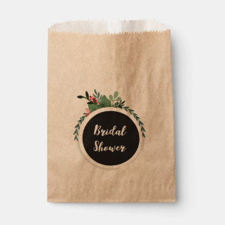 Bridal Shower Favor bags