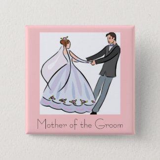 Bridal Shower Favor-Mother of the Groom Pin