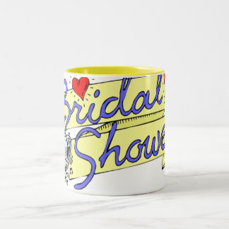 Bridal Shower Favor Mug