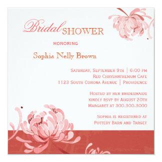 Bridal Shower in Mum Garden Card