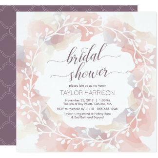 Bridal Shower Invite - Fall, Custom, Elegant