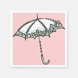 Bridal Shower Napkins Paper Napkins