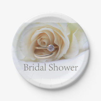 Bridal Shower Paper Plate
