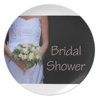 Bridal Shower Party Plates