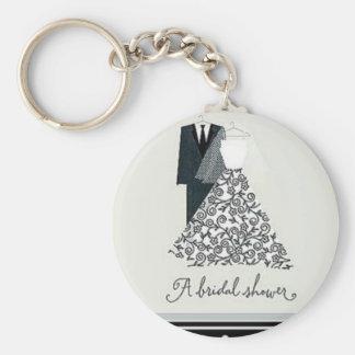 BRIDAL SHOWER Personalise Keychains