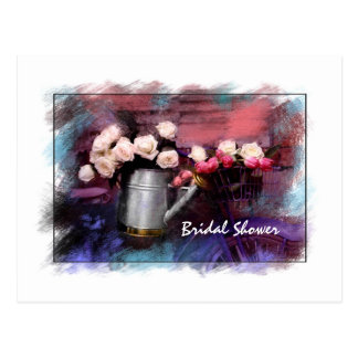 Bridal Shower Postcard