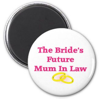 Bridal Showers and Bachelorette Parties Magnet