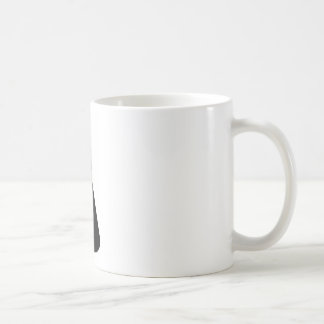 Bridal Silhouette Classic White Coffee Mug