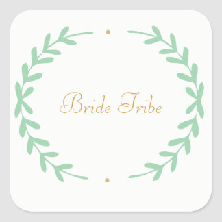 Bridal Sticker