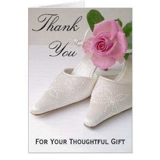 Bridal Thank You Cards