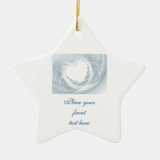 Bridal Veil Christmas Ornament