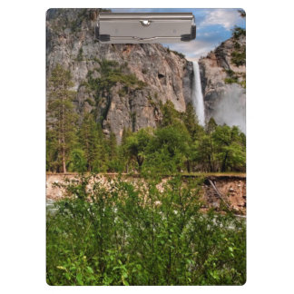 Bridal Veil Falls Clipboard