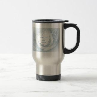 Bridal Veil Stainless Steel Travel Mug