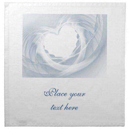 Bridal Veil Cloth Napkin