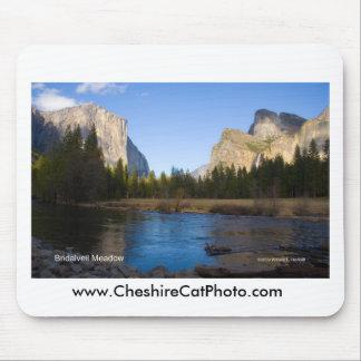 Bridalveil Meadow April Yosemite Products Mouse Pad