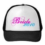 Bride, 2010 hats