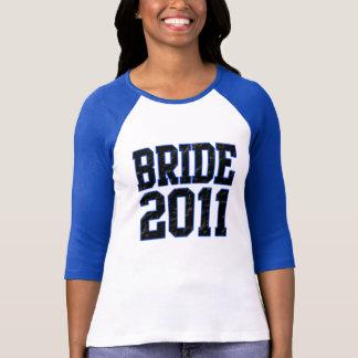 Bride 2011 T-Shirt