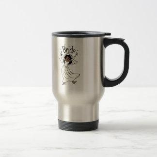 Bride (African-American) Coffee Mug